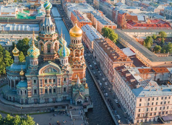 Sightseeing Tour of St.Petersburg